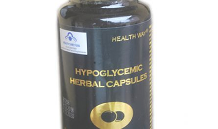 Hypoglycemic Herbal Capsules 60 pieces