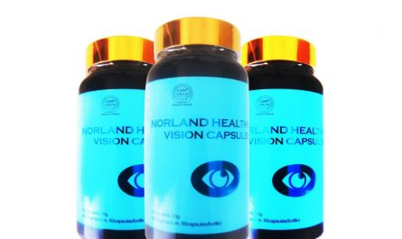 Norland Healthway Vision Vitale Capsules