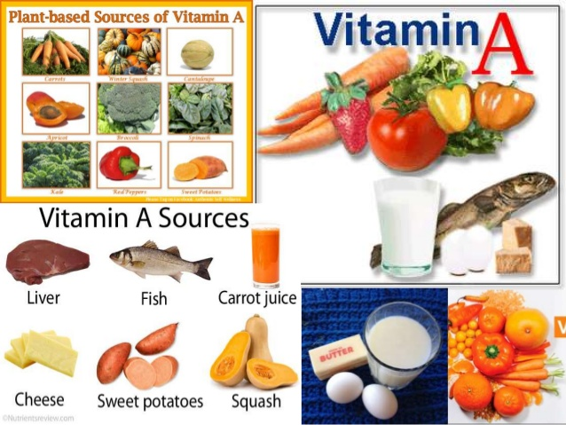Vitamin A for Eyes
